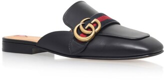 Gucci Leather Slippers