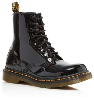 Dr. Martens 1460 Patent Lace Up Boots