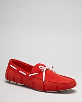 Swims Perforated Loafers