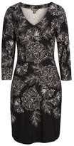 Tommy Bahama Filigree Floral Print Dress