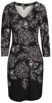 Tommy Bahama Women's Filigree Floral Print Dress