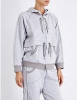 adidas by Stella McCartney Essentials jersey hoody