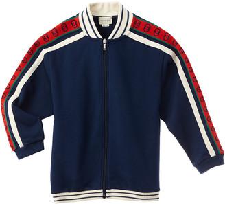 Gucci Stripe Jacket