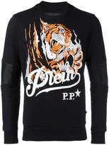 Philipp Plein Blood Tiger sweatshirt