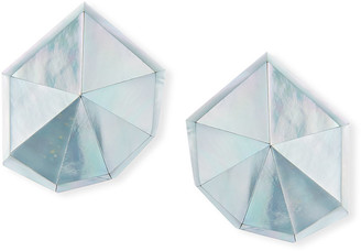Viktoria Hayman Star Dust Resin Earrings
