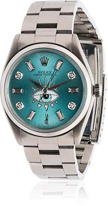 Jacquie Aiche Rolex Eye Diamond 34mm