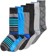 Perry Ellis Men's 6-Pk. Dress Socks