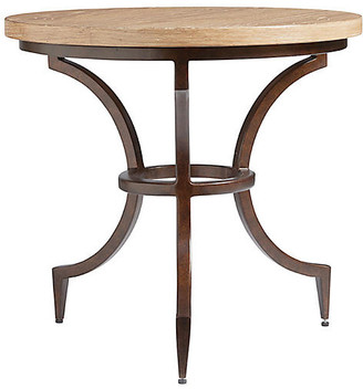 Tommy Bahama Flemming Round Side Table - Natural