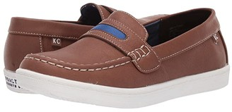 Kenneth Cole Reaction Simon Penny (Little Kid/Big Kid) (Brown) Boy's Shoes