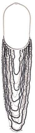 Eddie Borgo Metallic Berber Necklace