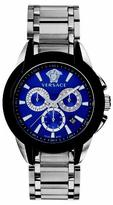 Versace Character Collection VQN050015 Men's Stainless Steel Quartz Watch