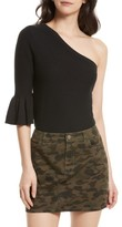 Rebecca Minkoff Women's Wappo One-Shoulder Sweater