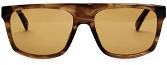 Gucci Avana 57MM Square Sunglasses