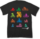 Fifth Sun Men's Nintendo Mario Kart T-Shirt