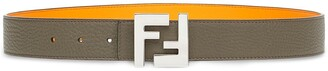 Fendi reversible FF buckle belt