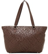 Helen Kaminski Jackie M Leather Tote