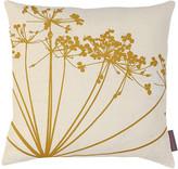 Clarissa Hulse Dill Cushion - 45x45cm - Turmeric