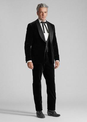 Ralph Lauren Velvet Tuxedo Jacket