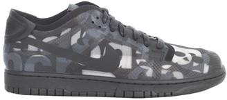 Comme des Garcons X Nike Dunk Sneakers