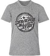 Converse Boys' Lock Up T-Shirt, Grey