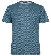 Pal Zileri Pixel Print T-shirt
