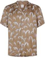 Sandro Palm Print Shirt