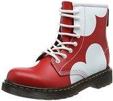 Dr. Martens Unisex Kids Delaney Hrt Ankle Boots,(35 EU)