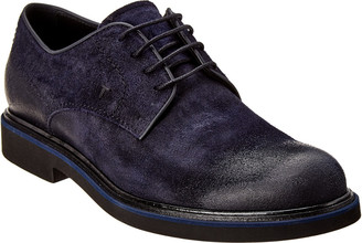 Tod's Suede Oxford