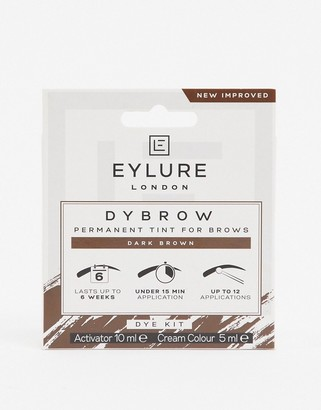 Eylure Pro-Brow Dybrow Eyebrow Dye - Dark Brown