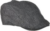 Dockers Houndstooth Flat Top Ivy Hat