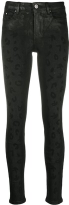 Karl Lagerfeld Paris Cropped Jeans