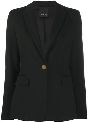 Pinko Single Breasted Blazer