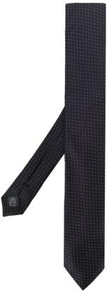 Dolce & Gabbana Narrow Polka-Dot Tie