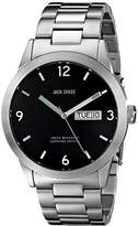Jack Spade Men's WURU0084 Glenwood Analog Display Swiss Quartz Watch