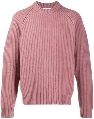 Christian Wijnants Koah ribbed knit jumper
