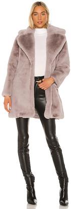 Keepsake Stella Faux Fur Coat