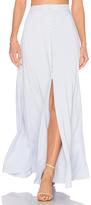 Majorelle x REVOLVE Sangria Maxi Skirt