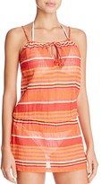 Polo Ralph Lauren Playa Stripe Dress Swim Cover-Up