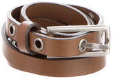 Marni Leather Waist Belt