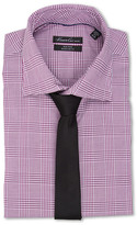 Kenneth Cole New York Regular Fit Non-Iron Plaid