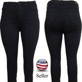 PALPRIME Plus Size Butt Lifting Super Comfy Stretch Denim Casual Skinny Jeans