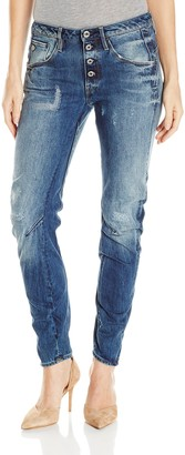 G Star New Arc 3D Btn Low Boyfriend Women Jeans