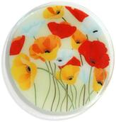 Peggy Karr Glass Wild Poppies 11
