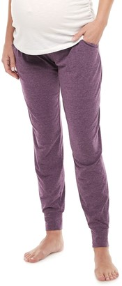 Cuddl Duds Maternity Pajamas: Essential Banded Bottom Sleep Pants