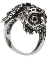 Femme Metale Jewelry Owl Ring