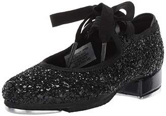 Bloch Girls' Glitter Tap Dance Shoe