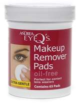 Andrea EyeQ's EyeQ's Eye Make-Up Remover Pads Oil Free