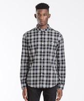 Farah Lanark Long Sleeved Check Shirt