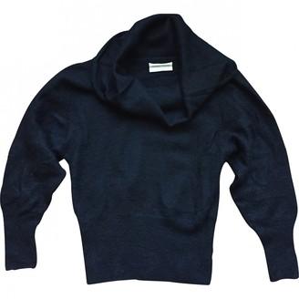 Tsumori Chisato Black Wool Knitwear for Women