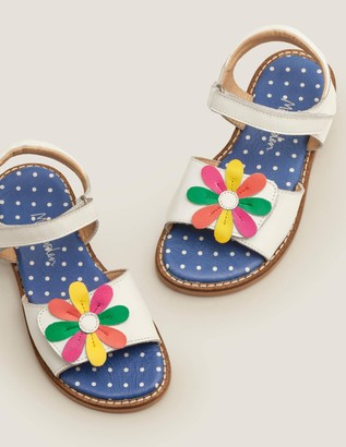 Leather Padded Sandals